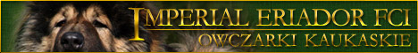 Strona Hodowli owczarków kaukaskich Imperial Eriad
